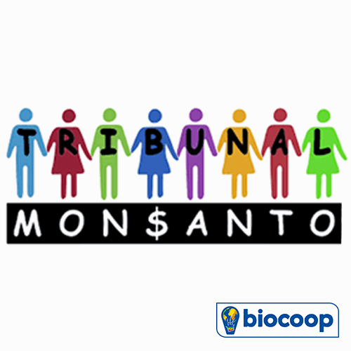 Biocoop présent au Tribunal International contre Monsanto